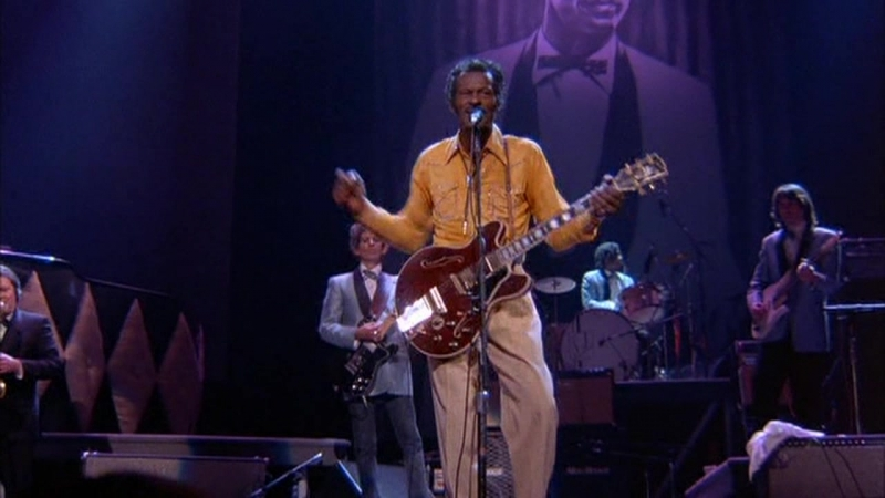 Chuck Berry Nadin '8 Jam feat Keith Richards