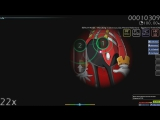 osu! Sonic Masato Nakamura - Eggman's Theme (Normal) RFFLNCHR Rank SS