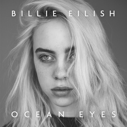 Billie Eilish альбом Ocean Eyes