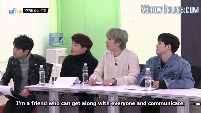 [180225] ENG SUB The Unit special Show ep.2