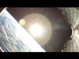 Falling Back to Earth HD Footage From Space