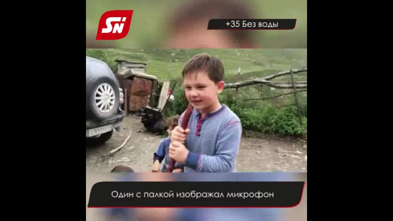 В Северной Осетии группа детей пела и плясала хард-рок
