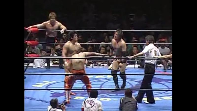 AJPW Pro-Wrestling Love In Ryogoku Vol. 8 (2009.08.30)