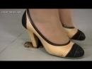Crush crawdad creams heels