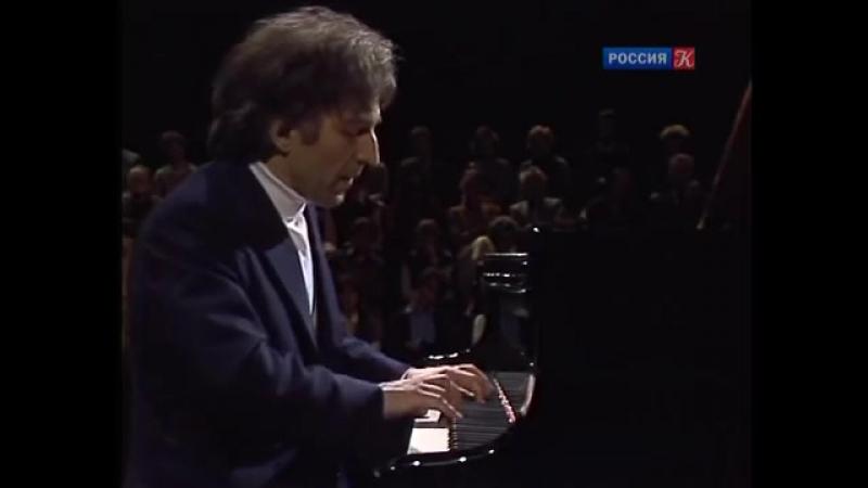 Фридерик Шопен. 24 прелюдии, op. 28 (исп. В. Ашкенази)