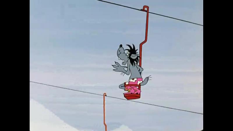 Ну погоди 8 серия выпуск советские мультфильмы