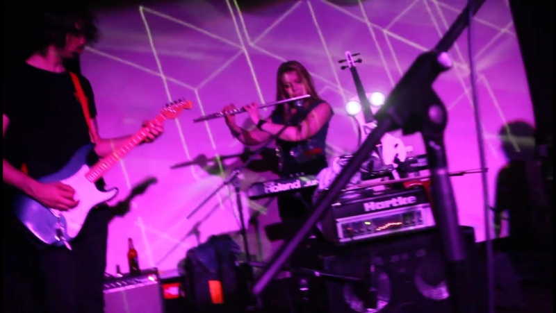 Psychic TV - Hurry On Sundown @ Toff In Town, Melbourne (6th Mar 2012)