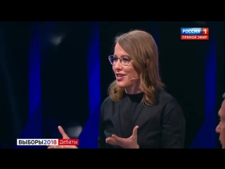 Жириновский выразил свое мнение в отношении Собчак за что та в свою очередь чуть не убила Владимира Вольфовича, облив кипятком