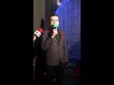 Саша из команды «Наполеон Динамит»  объявляет Владимира Путина