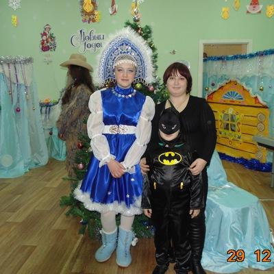 Надюшка Зубенко