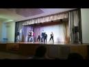 Физмат в Танцах в стиле ОГУ