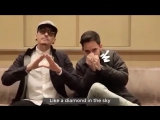Linkin Park. Mike and Chester - Twinkle  ?