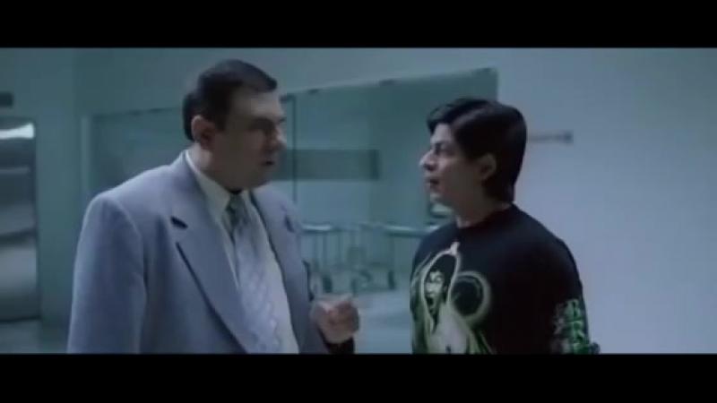 Индийский фильм Дон Главарь мафии 2006 1 - часть