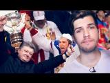 Президент Украины и Победа в Хоккее