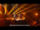 Yu Huiyeols Sketchbook Hyorin &amp Jessi - Diamonds (Rihanna cover)(рус. саб)