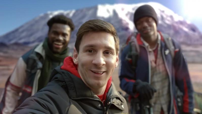 Kobe vs Messi The Selfie Shootout HD 720 DH