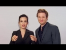 Take it from Torrey DeVitto and Nick Gehlfuss and watch ChicagoMed tonight at 9/8c NBC