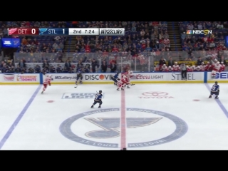 Detroit Red Wings vs St. Louis Blues – Feb. 28, 2018 _ Game Highlights _ NHL 201