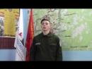 Солдату Сталинграда читает Петров Александр