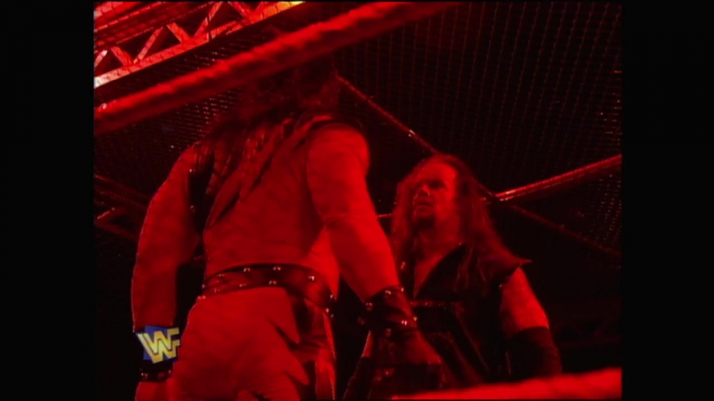 WWF In Your House 18 Badd Blood 1997 - The Monstrous Kane makes a shocking WWE Debut