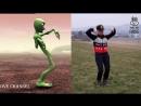 Веселый Танец Зеленого Человечка __ Tanz mit Hase - Прикольный Танец __ Helena Hase