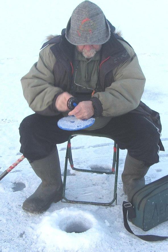 Советы начинающим: Жерлицы. 1) Жерлицы зимние надлёдные.