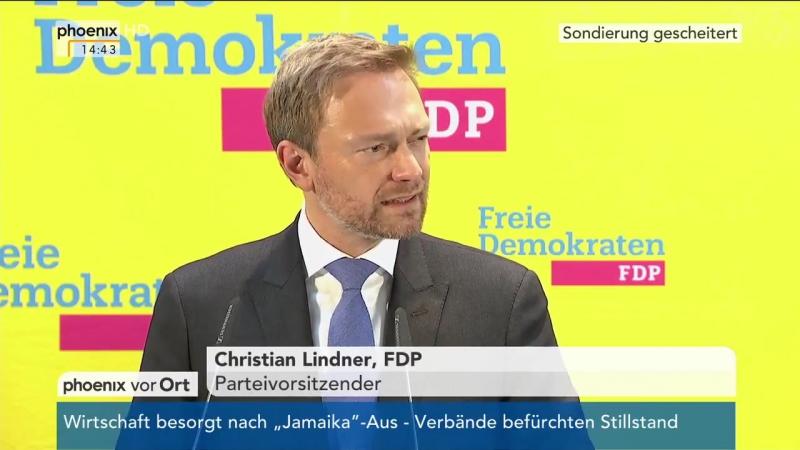 Lindner und Kubicki - Warum die FDP die Verhandlungen abgebrochen hat -
