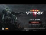 Warhammer - Vermintide 2 - геймплейный трейлер