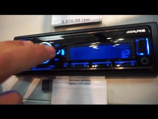 Cамая бюджетная процессорная магнитола Kenwood KMM BT304