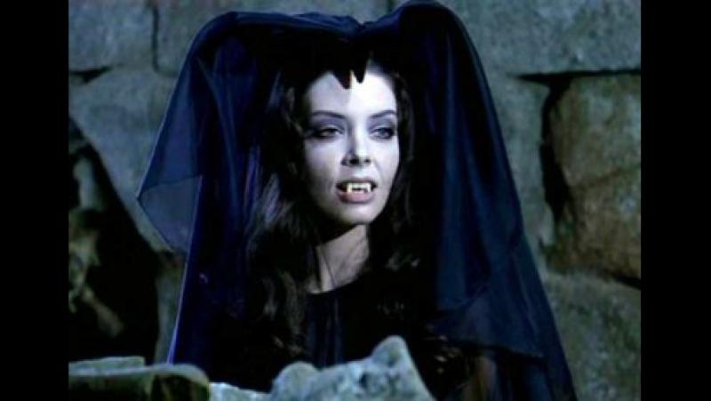 The Werewolf vs. The Vampire Woman 1971 / La Noche de Walpurgis / Shadow of the Werewolf / Тень оборотня HD 720p