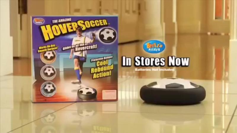 Плоский мяч для игры с мячом в квартире в футбол или хоккей