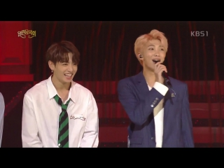 171022 BTS - KBS1 Open Concert KPOP World Festival 2017