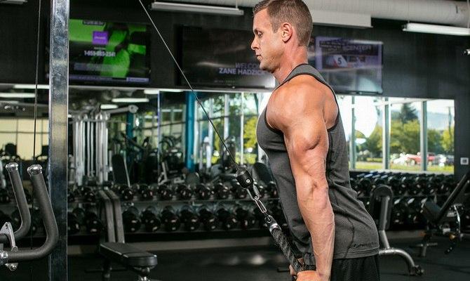 Трицепс-контроль: что не так с вашей тренировкой трицепсов?