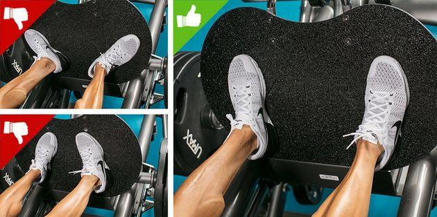 Cka1MPCp6Vo 6 главных проблем жима ногами и их решение!