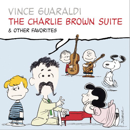 Vince Guaraldi альбом The Charlie Brown Suite And Other Favorites