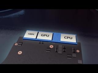 Intel объединяется с AMD: встречаем процессор Core с графикой Radeon