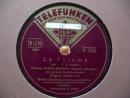 Голубка кубинская нар песня исп чилийская певица Росита Серрано популярная в Германии в 30 х начало 40 х годов запись1938г
