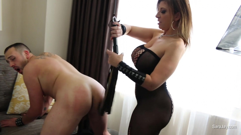 Порно femdom busty sara jay