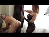 Sara Jay - Sara Pegs a Sub MILF, Femdom, Foot Fetish, Strapon, 1080p
