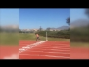 Allyson Felix Conditioning Training for Running Fitness Babes - YouTube