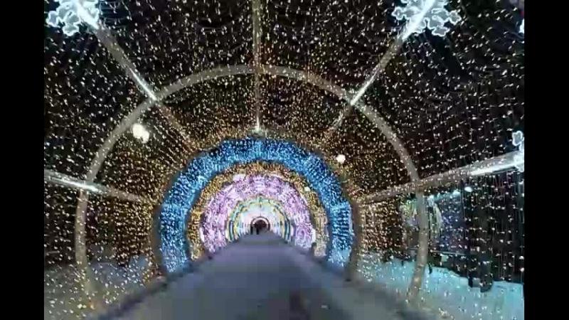 Тоннель для влюбленных - Тверской бульвар