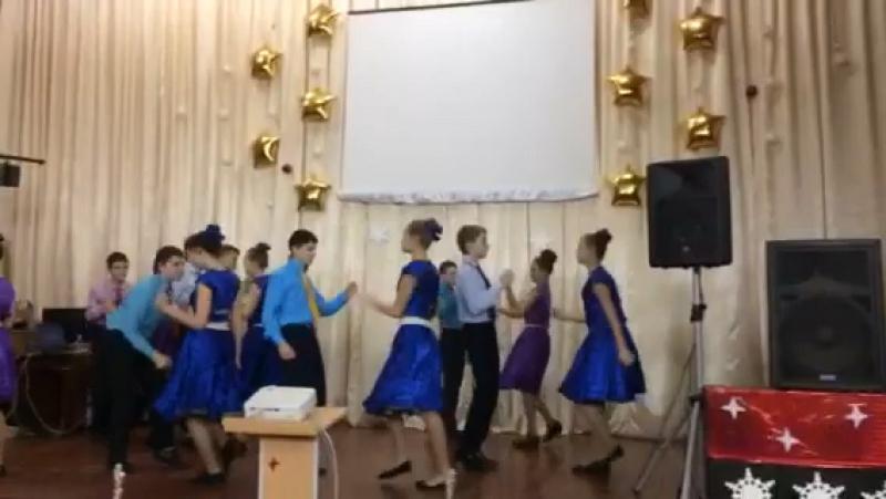 Танец стиляги буги вуги