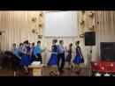 Танец стиляги(буги-вуги)