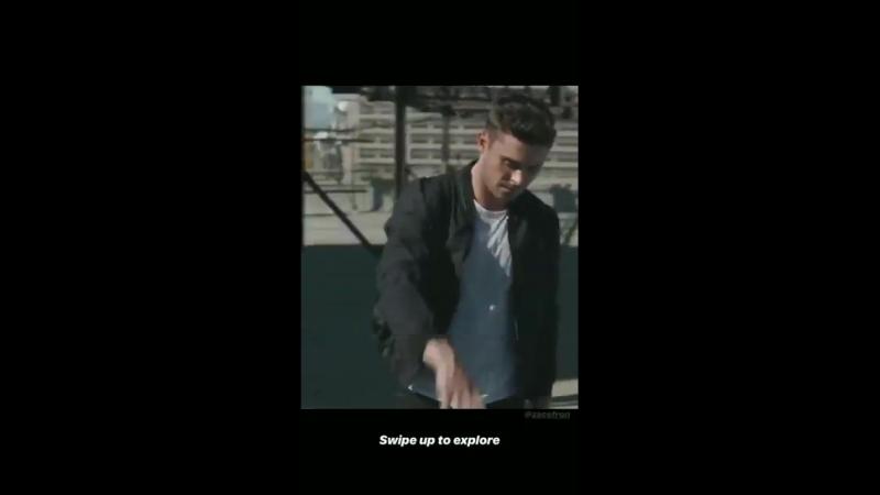 Отрывок из рекламного ролика аромата от Hugo Boss YourTimeIsNow / «Настало твоё время» 3