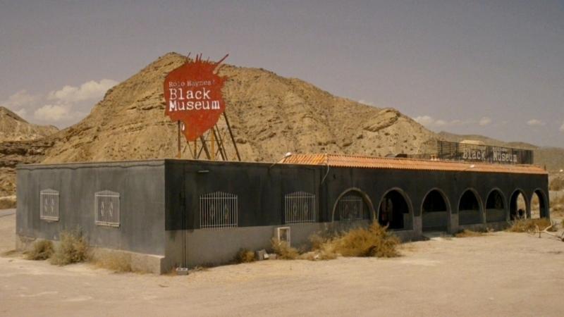 Чёрное Зеркало (Black Mirror) 4 сезон, 6 серия - Чёрный музей (Black Museum) [озвучка Кубик в Кубе]
