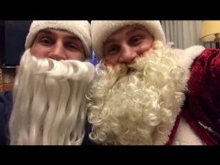 Klitschko Brothers: Merry Christmas, Happy Holidays. 2018  🎅 🎅🎄 ✊