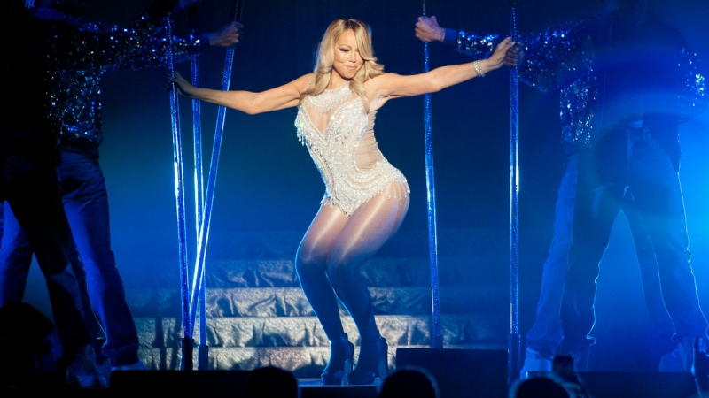 Mariah Carey, Daniel Moore Trey Lorenz One sweet day(live 2016)