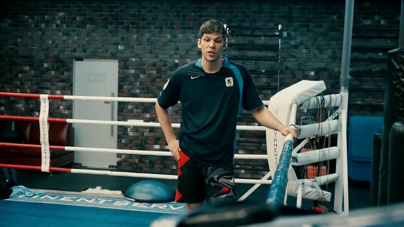 Левый прямой в боксе. Техника нанесения удара