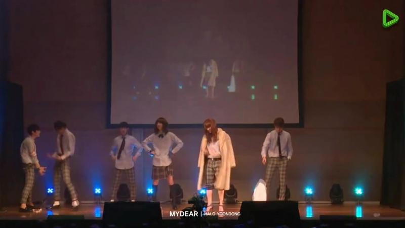 [VIDEO] 160417 HALO @ After School HALO club