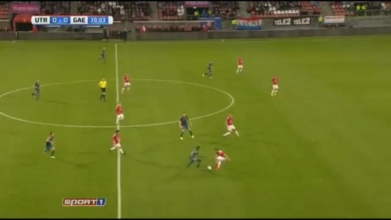 Чeмпuoнaт Нuдepлaндoв 2016-17 Eredivisie 9-й тyp Обзop мaтчeй 16.10.2016 360p